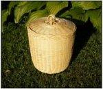 Bamboo Casket Laurel