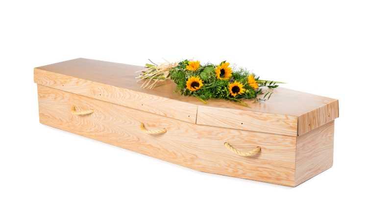 Woodgrain Cardboard