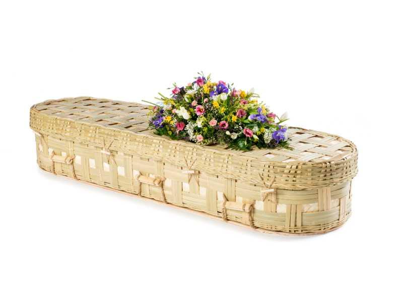 Bamboo Lattice Round
