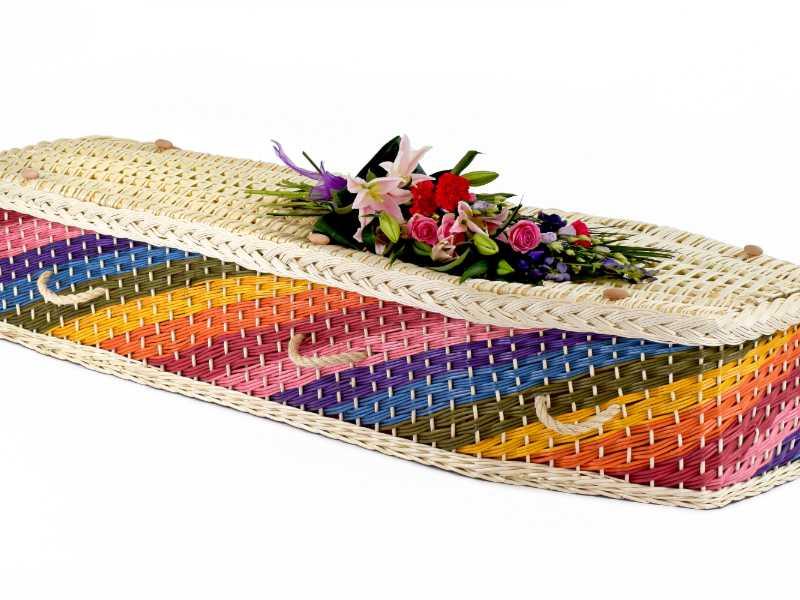 English Willow Eco2 Rainbow Traditional